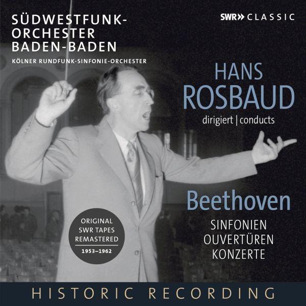 Hans Rosbaud dirigiert Beethoven