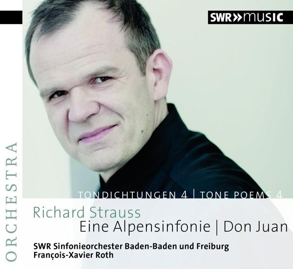 Strauss: Eine Alpensinfonie/Don Juan