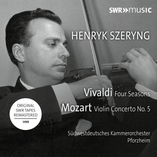 Vivaldi/Mozart: Die vier jahreszeiten/Violinkonzert 5