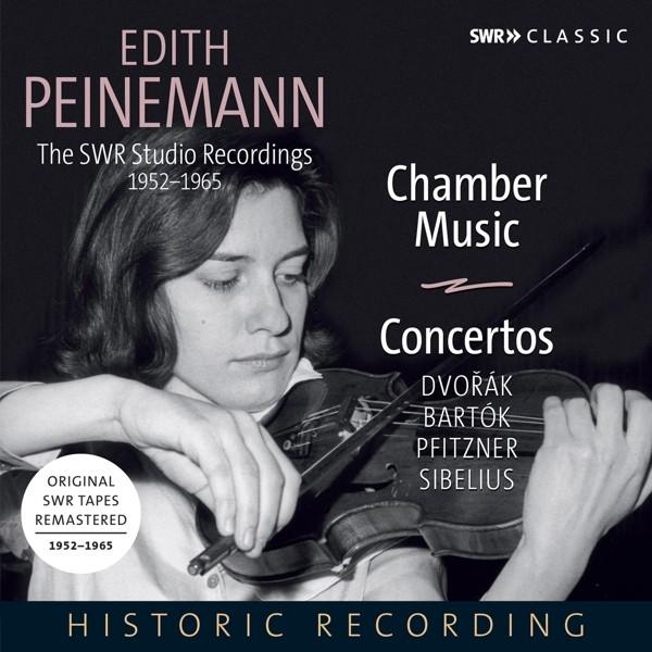 Edith Peinemann: Kammermusik und Violinkonzerte