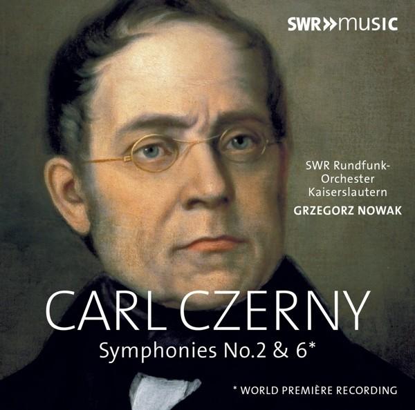 Czerny: Sinfonien 2+6