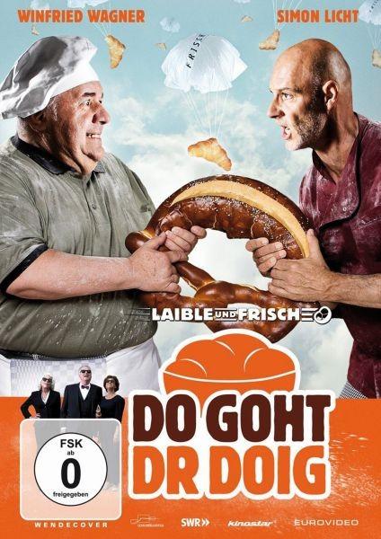 Laible und Frisch - Do goht dr Doig (DVD)