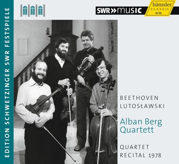 Quartett Recital