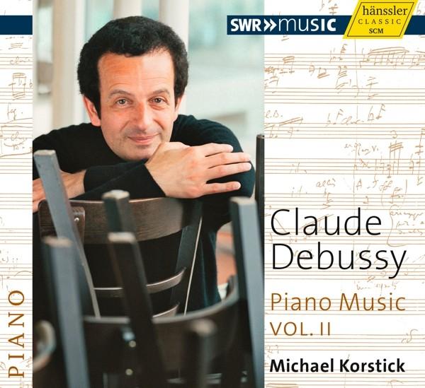 Debussy: Klaviermusik Vol.2